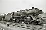 "AEG 3941 - DB ""01 072"" 16.05.1960 - Hannover, Bahnbetriebswerk Hannover OstWerner Rabe (Archiv Ludger Kenning)"