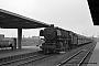 """BLW 14722 - DB """"044 131-1"""" 02.06.1968 - Braunschweig, HauptbahnhofPeter Driesch [†] (Archiv Stefan Carstens)"""