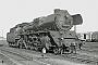 """BLW 14795 - DR """"41 1074-8"""" 08.06.1975 - Stendal (Altmark), BahnhofHelmut Constabel [†] (Archiv Jörg Helbig)"""