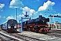 "BLW 14850 - REF ""042 271-7"" 05.08.1995 - Rostock, Betriebshof HauptbahnhofBernd Gennies"