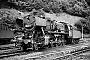 """BLW 14854 - DB  """"050 123-9"""" 21.08.1969 - Dillenburg, BahnbetriebswerkKarl-Hans Fischer"""