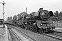 """BLW 14921 - DR """"03 0010-3"""" 23.09.1973 - Kirchmöser, BahnhofArchiv Stefan Carstens"""