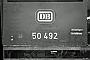 """BLW 14940 - DB  """"050 492-8"""" __.__.1968 - Heilbronn, BahnbetriebswerkHelmut H. Müller"""