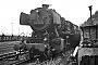 """BLW 14952 - DB  """"050 504-0"""" 21.08.1970 - Betzdorf, BahnbetriebswerkKarl-Hans Fischer"""