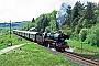"""BLW 14970 - Raw Meiningen """"50 3501-9"""" 20.05.1995 - Daun-Rengen, HaltepunktDr. Werner Söffing"""