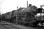 "BLW 14988 - DB  ""050 512-3"" 22.06.1972 - Lehrte, BahnbetriebswerkMartin Welzel"