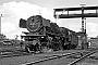 """BLW 15001 - DB """"03 1021"""" 28.05.1966 - Paderborn, BahnbetriebswerkReinhard Gumbert"""