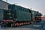 """BLW 15007 - DB  """"043 326-8"""" 06.08.1975 - Emden, BahnbetriebswerkBernd Spille"""