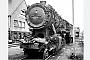 """BLW 15060 - DB  """"051 345-7"""" 09.09.1969 - Mayen, BahnbetriebswerkKarl-Hans Fischer"""
