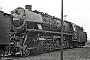 """BLW 15100 - DB  """"044 644-3"""" 21.01.1973 - Gelsenkirchen-Bismarck, BahnbetriebswerkMartin Welzel"""