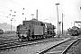 "BLW 15132 - DB  ""044 676-5"" 23.07.1970 - Oberhausen-Osterfeld, Bahnbetriebswerk SüdKarl-Hans Fischer"