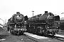 """BLW 15170 - DB  """"043 121-1"""" 22.04.1975 - Rheine, BahnbetriebswerkRichard Schulz (Archiv Christoph und Burkhard Beyer)"""