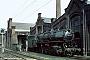 """BLW 15170 - DB  """"043 121-1"""" 18.05.1973 - Kassel, BahnbetriebswerkUlrich Budde"""