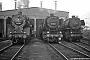 "BLW 15182 - DB  ""44 1133"" 26.09.1964 - Frankfurt (Main), Bahnbetriebswerk 3Reinhard Gumbert"