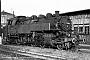 "BLW 15293 - DB  ""86 620"" 21.09.1957 - Buchloe, BahnbetriebswerkHerbert Schambach"