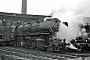"""BLW 15366 - DB  """"044 527-0"""" 21.01.1973 - Gelsenkirchen-Bismarck, BahnbetriebswerkMartin Welzel"""
