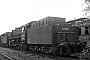 """BLW 15374 - DB  """"044 534-6"""" 20.08.1976 - Gelsenkirchen-Bismarck, BahnbetriebswerkMichael Hafenrichter"""