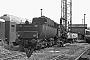 """BLW 15571 - DR """"52 8135-7"""" 04.07.1987 - Brandenburg, Bahnbetriebswerk HauptbahnhofTilo Reinfried"""