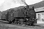 "BMAG 10148 - DR ""099 730-4"" 13.07.1992 - Kurort Jonsdorf, BahnhofGerd Bembnista (Archiv Stefan Kier)"