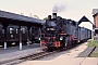 """BMAG 10149 - DR """"99 1758-4"""" 23.07.1991 - Bertsdorf, BahnhofErnst Lauer"""