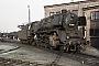 """BMAG 10399 - DB """"41 002"""" __.03.1964 - Lehrte, BahnbetriebswerkWerner Rabe (Archiv Ludger Kenning)"""