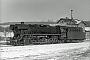 "BMAG 10983 - DR ""44 0167-5"" 02.02.1981 - Hohenebra (Thüringen), BahnhofHartmut Michler (Archiv Jörg Helbig)"