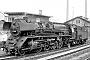 """BMAG 11069 - DR """"41 130"""" 22.04.1967 - Halle (Saale), Bahnbetriebswerk PKarl-Friedrich Seitz"""