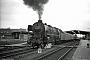 "BMAG 11317 - DB ""012 061-8"" 07.07.1972 - Husum, BahnhofMartin Welzel"