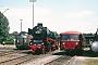 """BMAG 11337 - UEF """"01 1081"""" 06.08.1988 - Fulda, BahnbetriebswerkGunnar Meisner"""