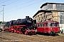 """BMAG 11337 - UEF """"01 1081"""" 10.07.1988 - Fulda, BahnbetriebswerkUlrich Budde"""