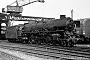 """BMAG 11345 - DB """"012 089-9"""" 26.04.1968 - Hamburg-Altona, BahnbetriebswerkUlrich Budde"""