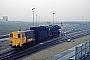 """BMAG 11360 - Steamtown """"01 1104"""" 12.02.1975 - Rotterdam, Waalhaven ZuidHans Scherpenhuizen"""