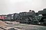"BMAG 11416 - DR ""50 3665-2"" 18.06.1986 - Wismar, BahnbetriebswerkMichael Uhren"