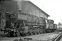 """BMAG 11516 - DB  """"051 027-1"""" 28.09.1972 - Kirchenlaibach, BahnbetriebswerkMartin Welzel"""