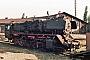 "BMAG 11554 - DR ""50 3560-5"" 09.06.1985 - Neubrandenburg, BahnbetriebswerkMichael Uhren"
