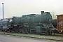 """BMAG 11580 - DR """"050 529-7"""" __.04.1992 - Meiningen, ReichsbahnausbesserungswerkKarsten Pinther"""