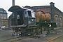 """BMAG 11597 - DR """"50 3672-8"""" __.05.1991 - Dresden, Bahnbetriebswerk Dresden-AltstadtKarsten  Pinther"""