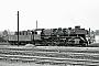 """BMAG 11602 - DR """"50 1308-1"""" 17.08.1971 - Nossen (Sachsen), BahnbetriebswerkDr. Werner Söffing"""