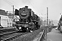 """BMAG 11854 - DB  """"052 604-6"""" 11.04.1969 - Lahnstein-Oberlahnstein, Bahnhof OberlahnsteinKarl-Hans Fischer"""