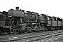 """BMAG 11925 - DB  """"052 869-5"""" 21.01.1973 - Gelsenkirchen-Bismarck, BahnbetriebswerkMartin Welzel"""