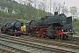 "BMAG 12547 - EFO ""52 8095"" 04.11.2006 - Gummersbach-Dieringhausen, EisenbahnmuseumStefan Kier"