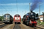 "BMAG 12547 - EFO ""52 8095"" 21.09.1997 - Aachen, Bahnhof Aachen-WestWerner Wölke"