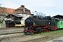 "BMAG 9536 - DB AG ""099 727-0"" 28.04.2003 - Dippoldiswalde, BahnhofWerner Wölke"