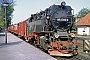 "BMAG 9921 - DR ""099 140-6"" 20.05.1992 - Werningerode, Bahnhof WesterntorGerd Bembnista (Archiv Stefan Kier)"
