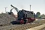 """BMAG 9921 - HSB """"99 7222-5"""" 19.07.1999 - Wernigerode, Bahnbetriebswerk HSBRalph Mildner (Archiv Stefan Kier)"""