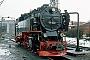 "BMAG 9921 - HSB ""99 7222-5"" 29.03.2001 - Wernigerode, Bahnbetriebswerk HSBStefan Kier"