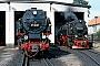 """BMAG 9921 - HSB """"99 7222-5"""" 03.07.1999 - Wernigerode, Bahnbetriebswerk HSBArchiv Stefan Kier"""
