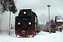 """BMAG 9921 - HSB """"99 7222-5"""" 15.02.2005 - Drei Annen Hohne, BahnhofChristoph Beyer"""