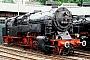 """Borsig 11113 - IG Bw Dieringhausen """"95 0009-1"""" 12.09.2010 - Gummersbach-Dieringhausen, EisenbahnmuseumDr. Werner Söffing"""