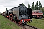 "Borsig 11997 - VMD ""01 005"" 25.09.2021 - Staßfurt, TraditionsbahnbetriebswerkWolfgang Rudolph"